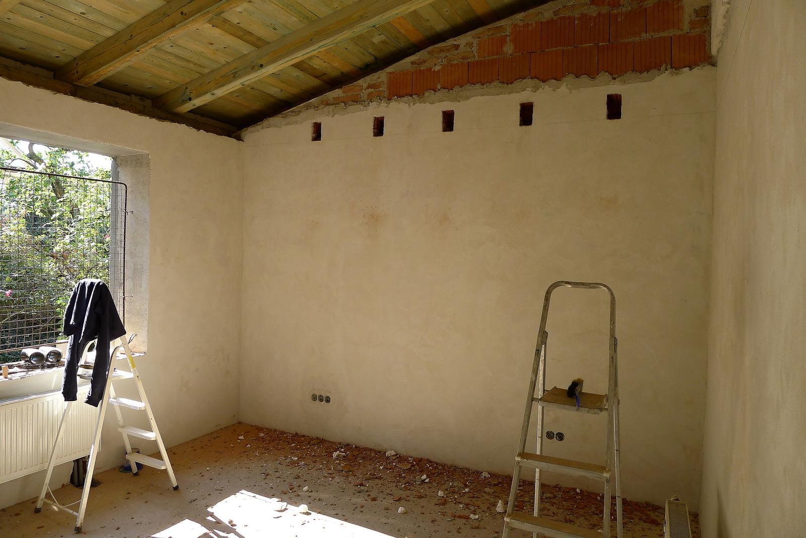 Rekonstrukce našeho domečku - Obrázek č. 91