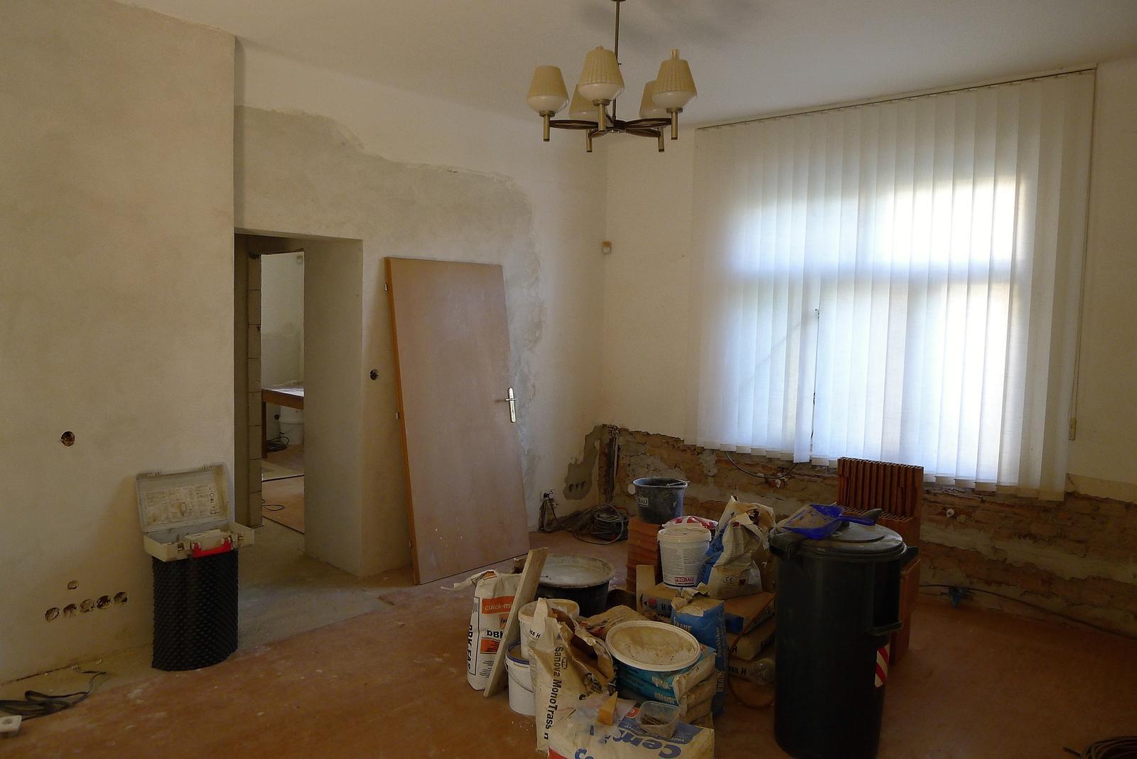 Rekonstrukce našeho domečku - Obrázek č. 92