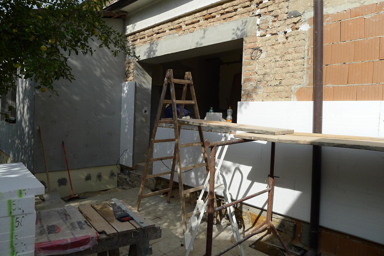 Rekonstrukce našeho domečku - Obrázek č. 97