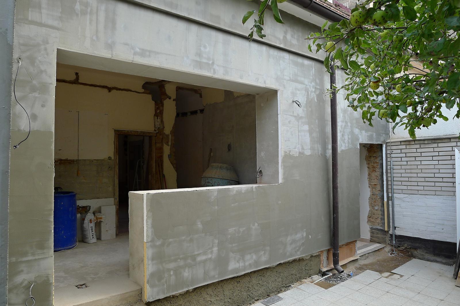 Rekonstrukce našeho domečku - Obrázek č. 98