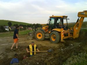 kopanie základu