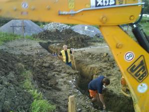 kopanie základov