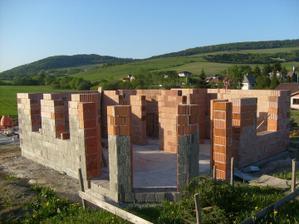 naše prvé múry