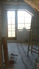 pohľad do Frederikovej izby