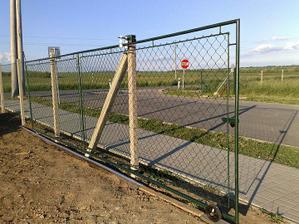 nová brána 6m