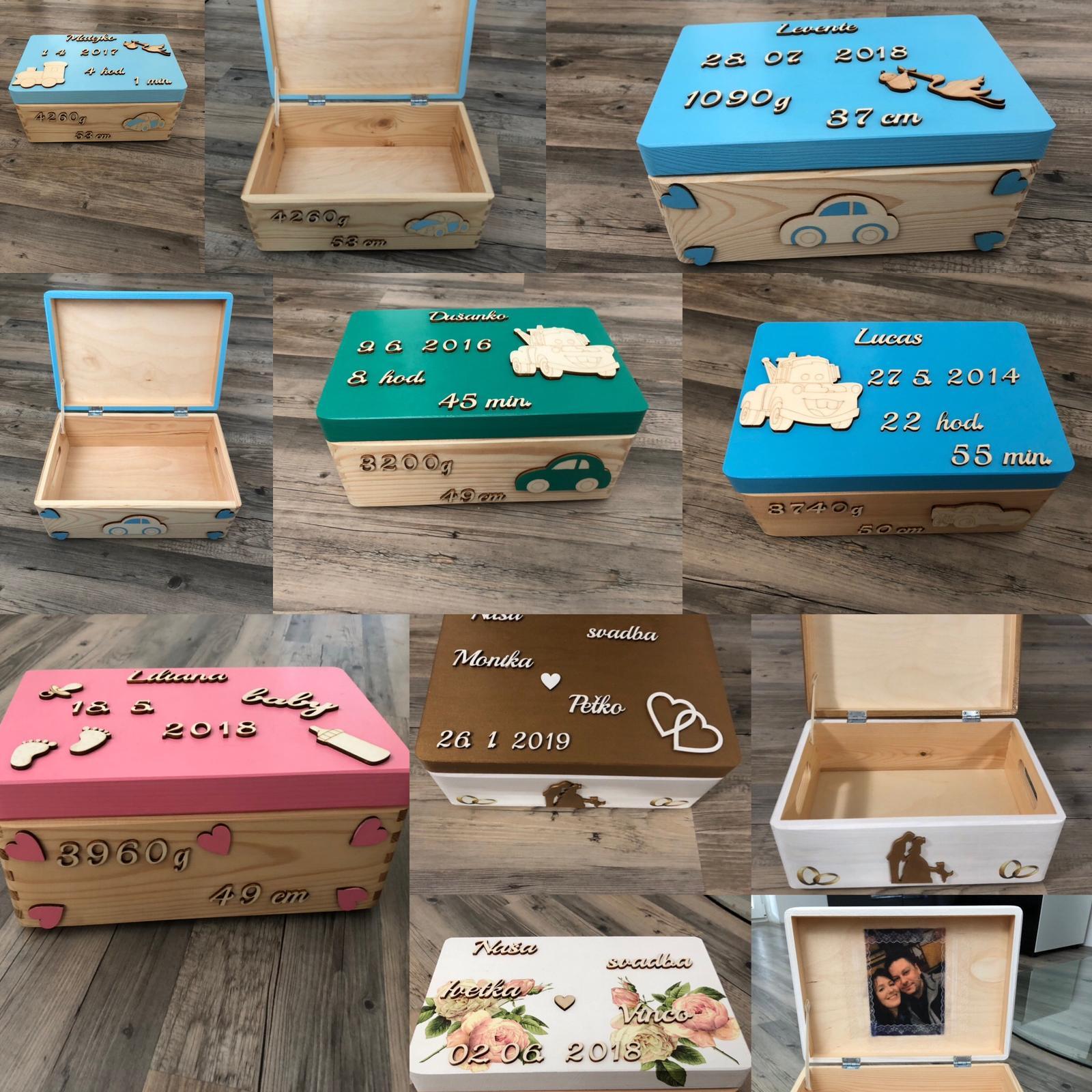 Krabica spomienok - Obrázok č. 2
