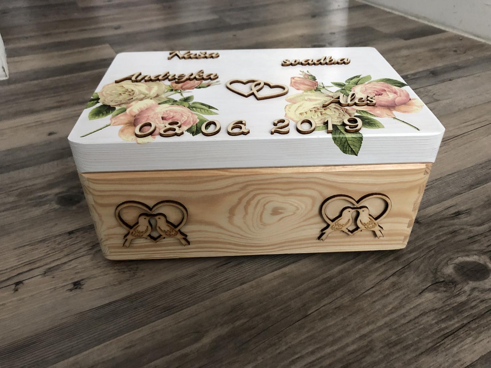 Krabica spomienok - Obrázok č. 3