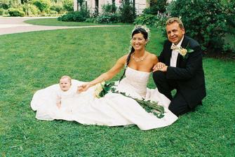 Krasný usměvy - naše a vnučky Rozárky...:)