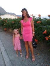 já a moje vnučka Rozárka...:)