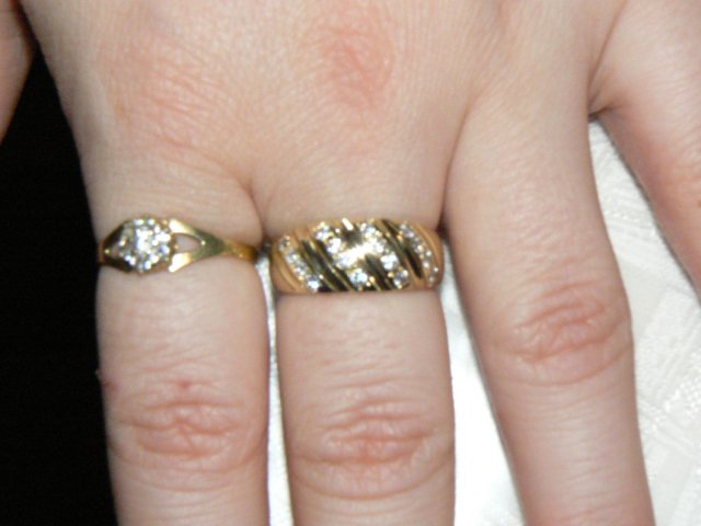 PETER A ZUZANA - moj zasnubny prstienok