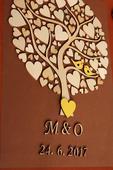 Svatební strom - A3,