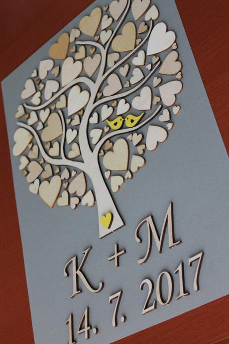 Svatební strom - A3 - Obrázek č. 1