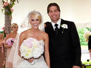 Carrie Underwood a Mike Fisher (2010)