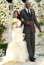 Khloe Kardashian a Lamar Odom (2009)