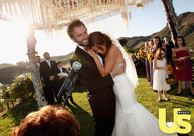 Svatby slavných - Paul McDonald a Nikki Reed