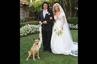 Gene Simmons(Kiss)  a Shannon Tweed (2011)