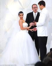 Kris Humphries a Kim Kardashian