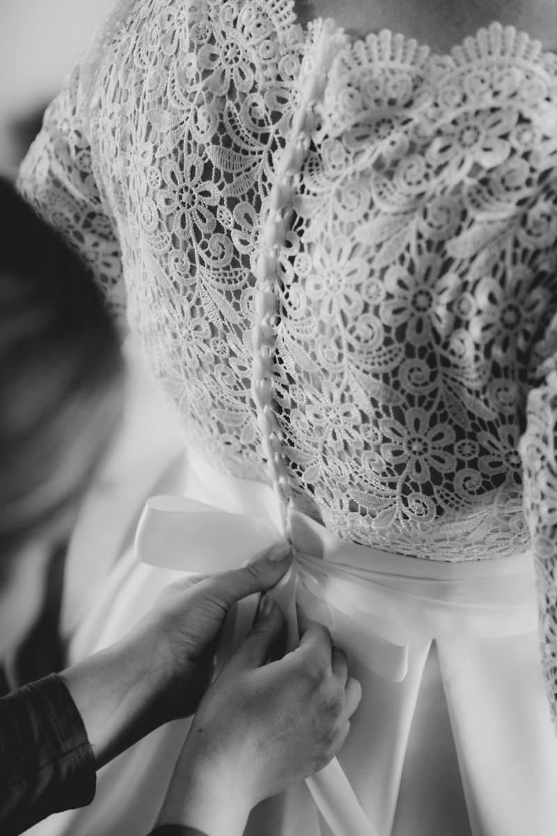 Svadobné šaty pre nízku nevesticku - Obrázok č. 4