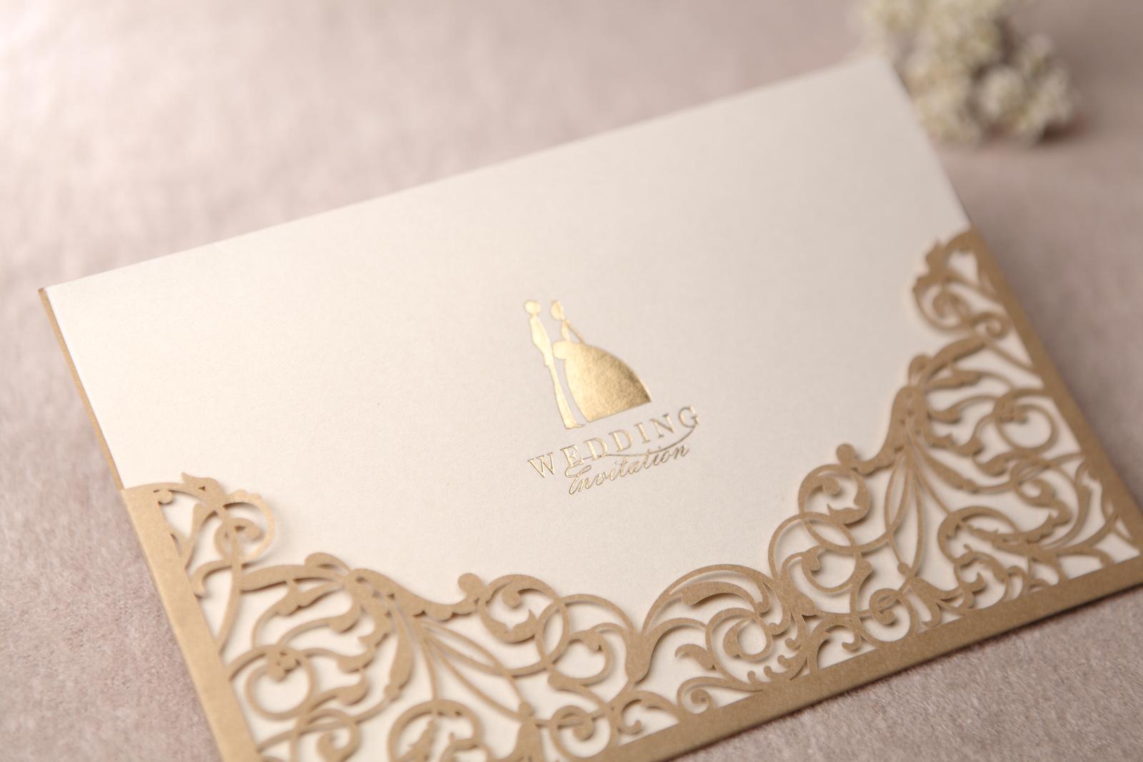 Novinka na trhu-Luxusné svadobné oznámenia - Obrázok č. 2
