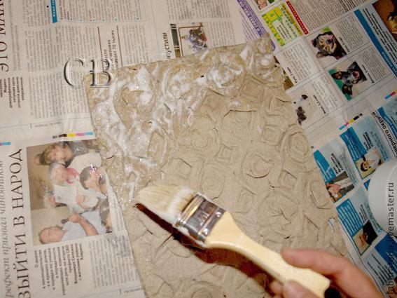 Reliefna malba nielen na stenu... - Obrázok č. 28