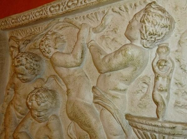 Reliefna malba nielen na stenu... - Obrázok č. 41