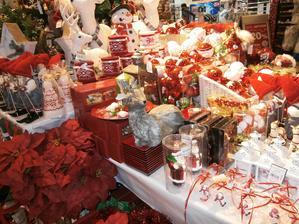 vianočný ošiaľ v novembri našťastie ešte bez vianočnej melódie...