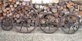 loukoťová kola,