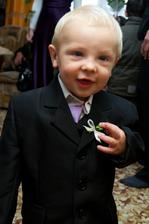 Nejmladší synoveček :o)