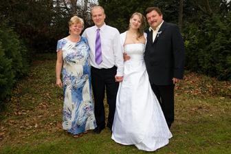 Manžel a jeho rodiče