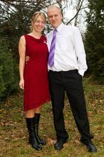 Manžel se svou sestřičkou
