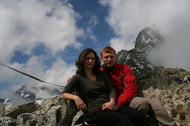 Markétka a Medvídek - my dva:)