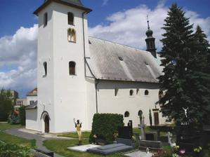 detail kostela