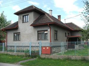 pôvodný stav domu