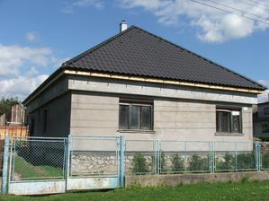 zateplenie domu pod strechou