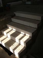 nové ytongové schody