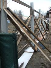 robíme nový plot