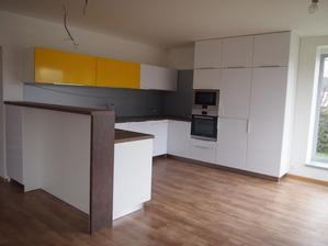kuchyňa - stále nedokončená