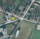 Pozemok 1020m2 v obci Mierovo,