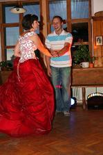 ...tančilo se...