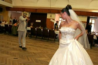 Tanec se svědkem Zdenyho - Burákem