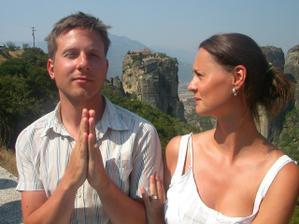svatební cesta - Meteory
