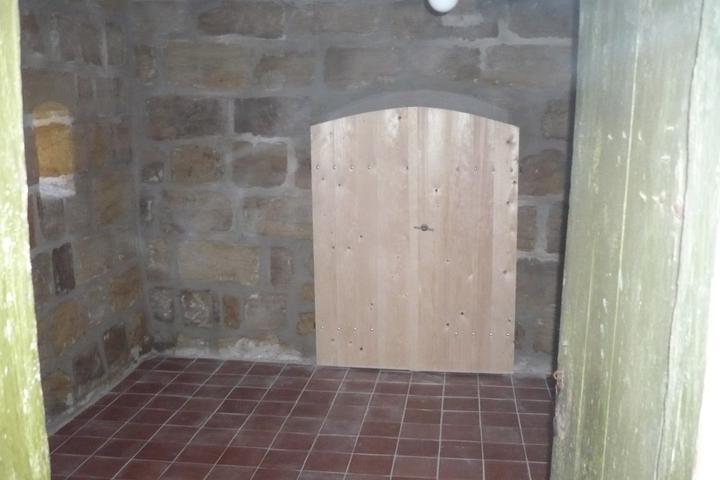 *Naše chaloupka* - zrekonstruovaná komora