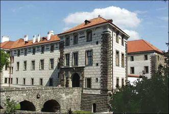 ... zámek Nelahozeves