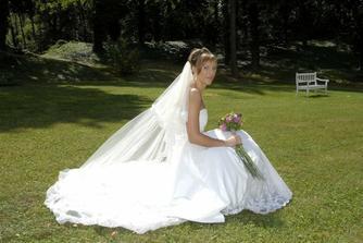 jen nevěsta