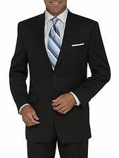 Tmavý oblek pro ženicha - SARAR
