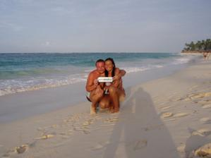 Svatební cesta - Dominikánská rep.