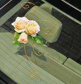 dekorácia na auto