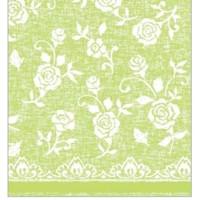 Luxusné obrúsky 40x40 cm netkaná textília zelená - Obrázok č. 1