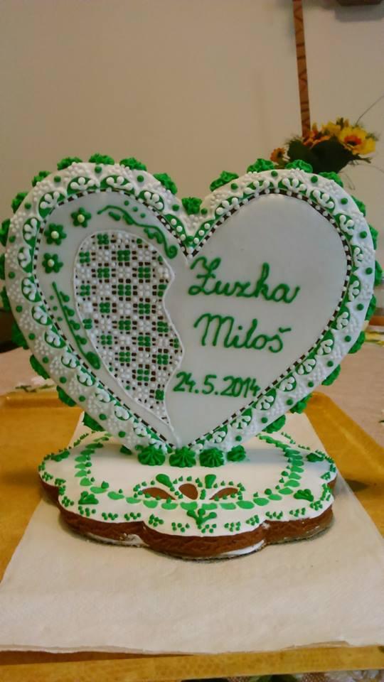 Moja perníková výroba na svadbu..... - Obrázok č. 1