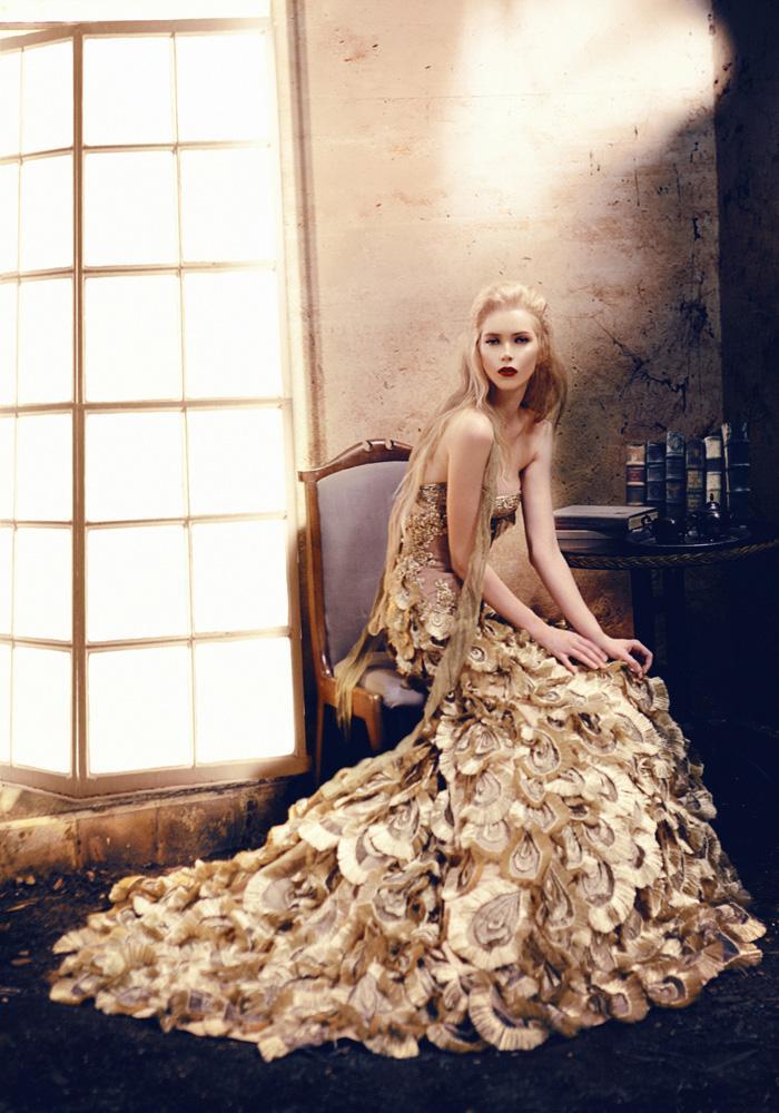 Inspirace - s nádechem glamour - Obrázek č. 19